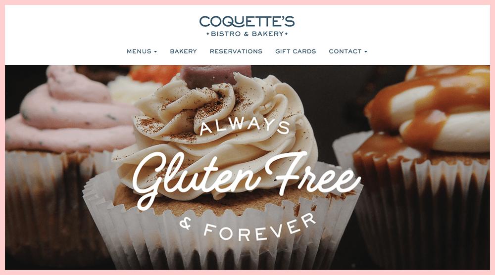 Coquette's Bistro & Bakery copy