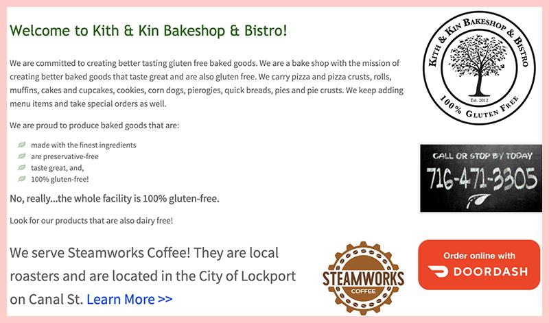 Kith & Kin Bakeshop & Bistro