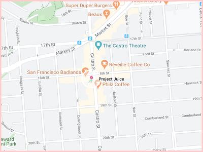 506 Castro St #2512 Gluten Free Traveling Toon
