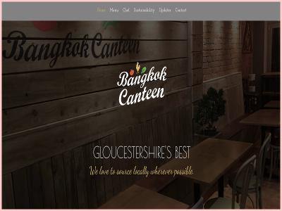 Bangkok Canteen Gloucester Gluten Free Traveling Toon