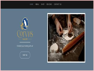 Corvus Bakery Gluten Free Traveling Toon