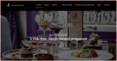 OxfordPlace Gluten Free Traveling Toon