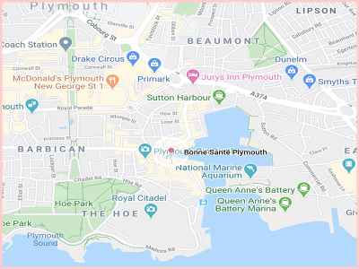 bonnesanteplymouth Map Gluten Free Traveling Toon