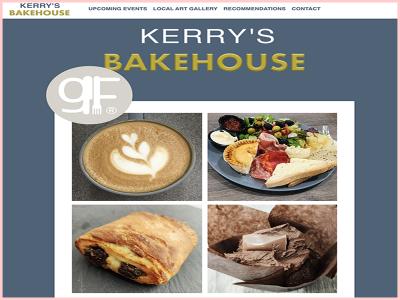 kerrysbakehouse Gluten Free Traveling Toon