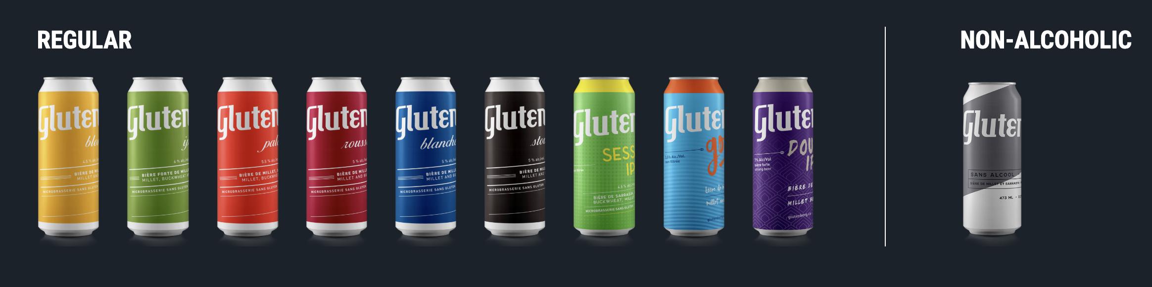 100% Gluten Free Beer