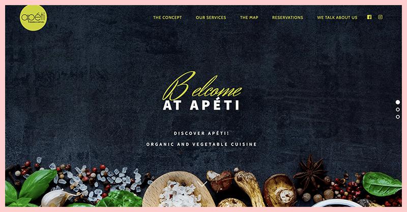 Apeti Gluten Free Restaurant Paris