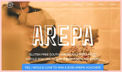 Arepa Gluten Free Restaurant Sydney