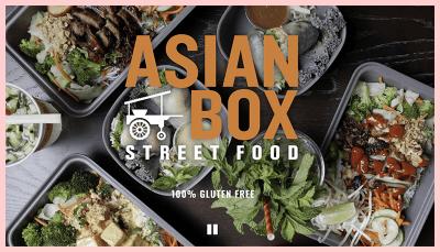 Asian Box LA Gluten Free