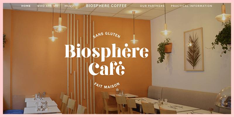 Biosphere-cafe Gluten Free Restaurant