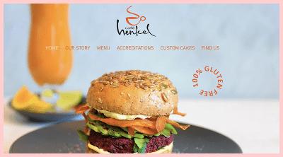 Cafe Henkel Gluten Free Restaurant