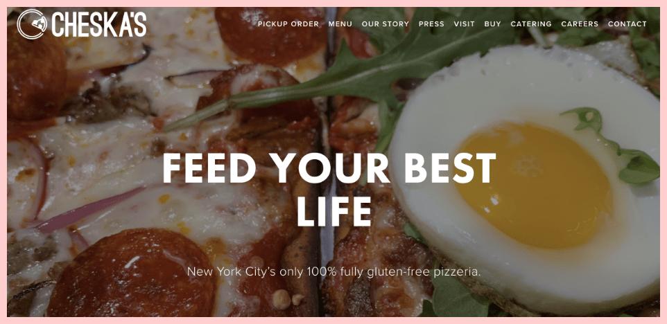 Cheskas Gluten Free Restaurant