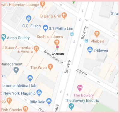Cheskas Google Map