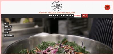 Cure Cafe Gluten Free