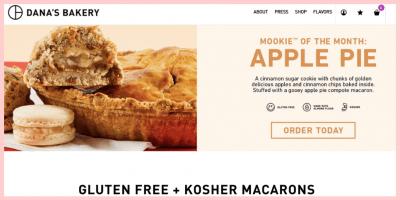 Dana's Bakery Gluten Free