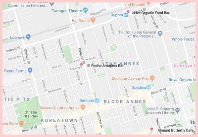 El Pocho Antojitos Bar Google Maps