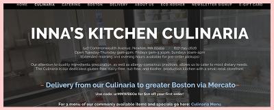 Innas Kitchen Gluten Free Restaurant