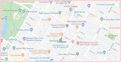 Le Botaniste Google Map