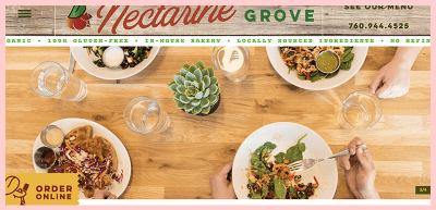 Nectarine Grove Gluten Free Restaurant
