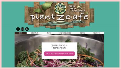Plantz Cafe Gluten Free