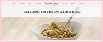 Rawlicious Gluten Free