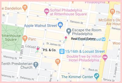 Real Food Gluten Free Google Map