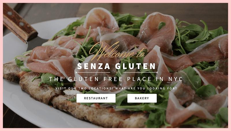 Senza Gluten Gluten Free Restaurant