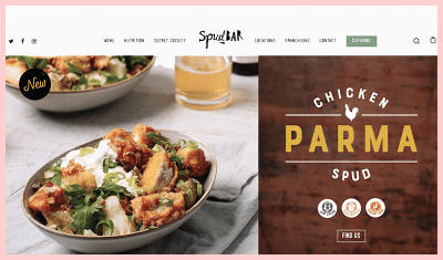 SpudBar Melbourne Gluten Free