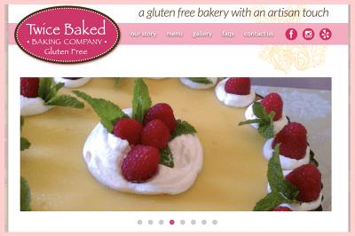 Twice-baked Gluten Free LA