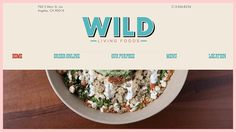 Wild Living Food Gluten Free