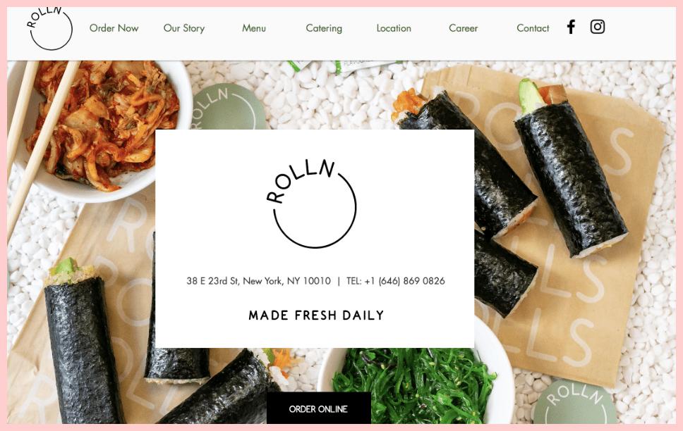 Rolln Gluten Free Restaurant