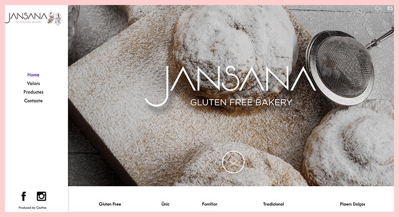 Pastisseria Jansana Gluten Free