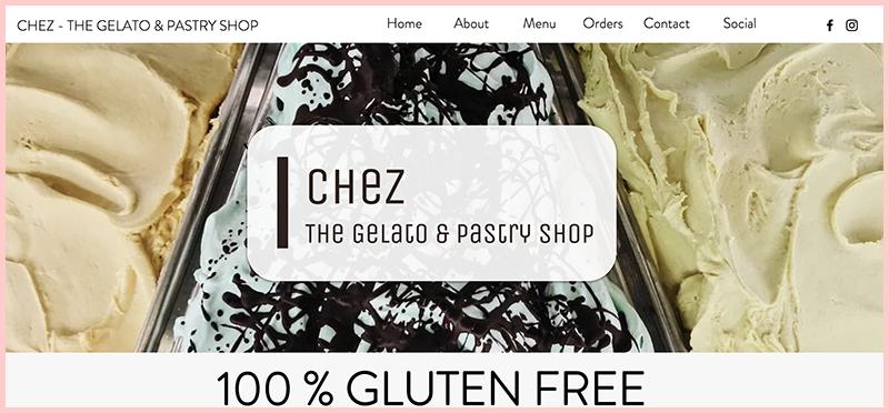 ChezThe Gelato & Pastry Shop