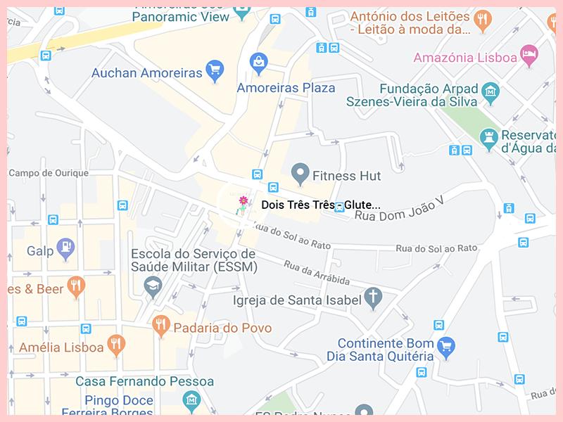 DoisTresTresGoogleMap