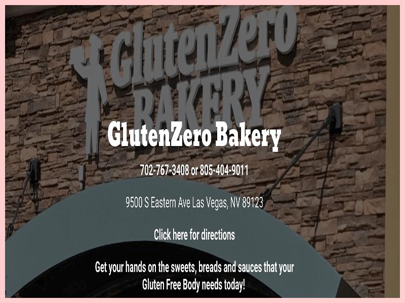 GlutenZero Bakery