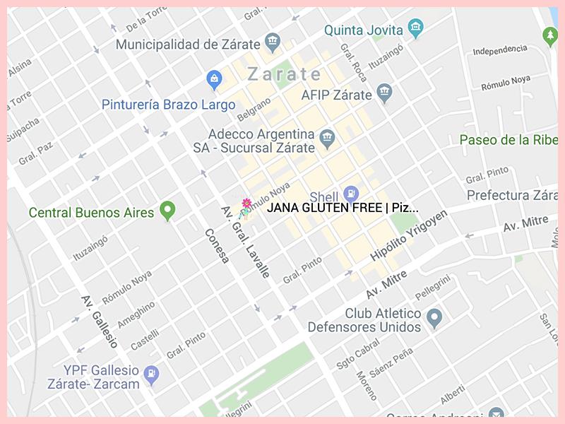 Jana Google Map 2