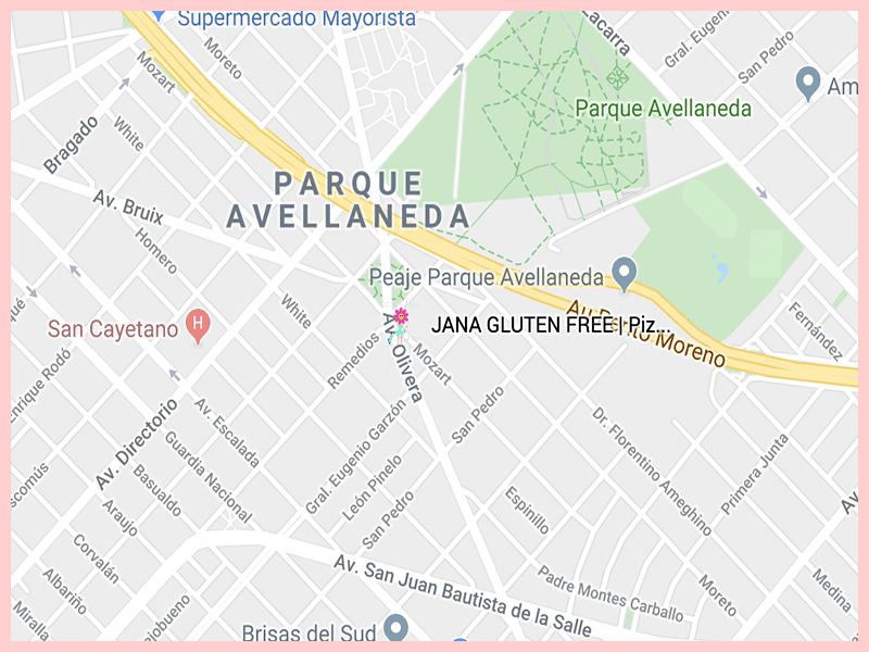 Jana Google Map