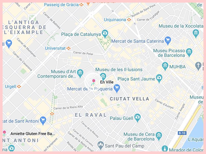 En Ville Map