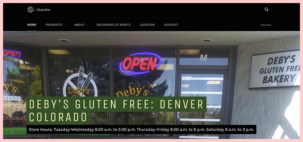 Deby's Gluten Free