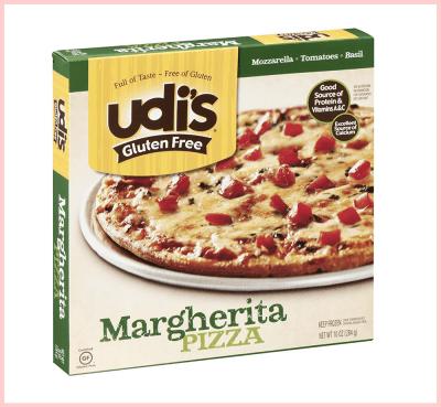 Udi's Gluten Free Margherita Pizza