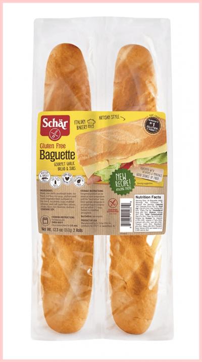 Schar Baguette Gluten Free