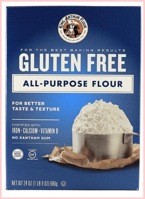 King Arthurs Gluten Free Flour