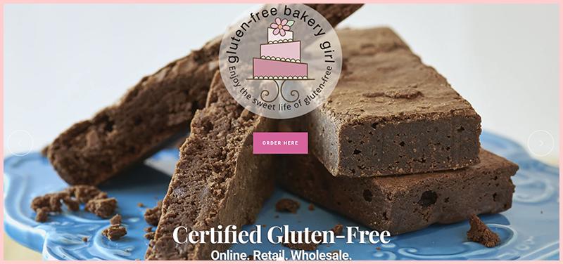 Gluten Free Bakery