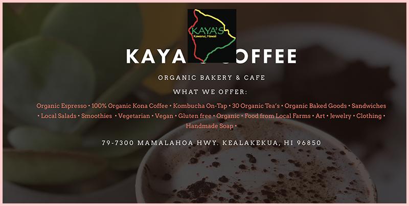 Kaya's Kawanui Inc