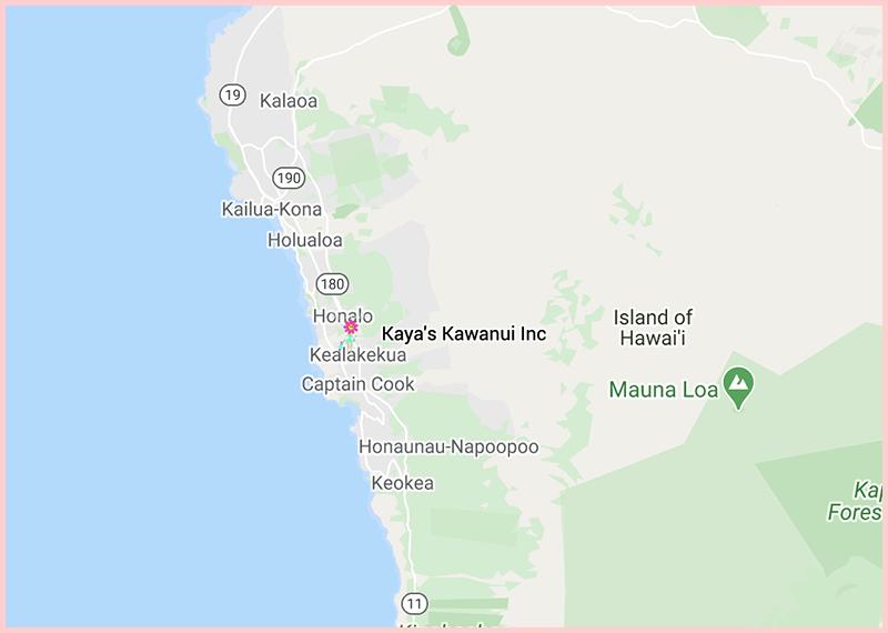 Kaya's Kawanui IncMAP