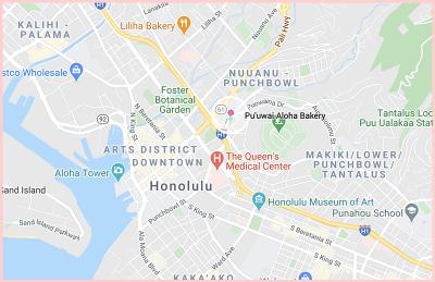 Puuwai Aloha Map