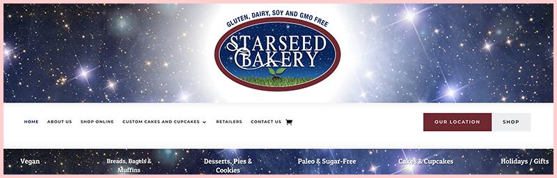 Starseed Bakery
