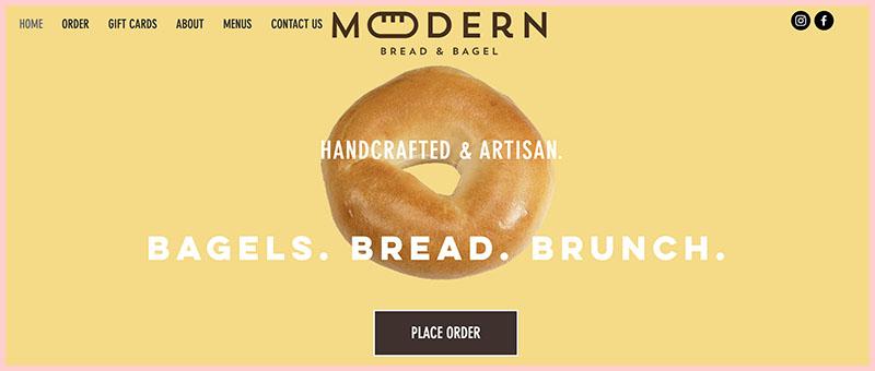 modernbakery