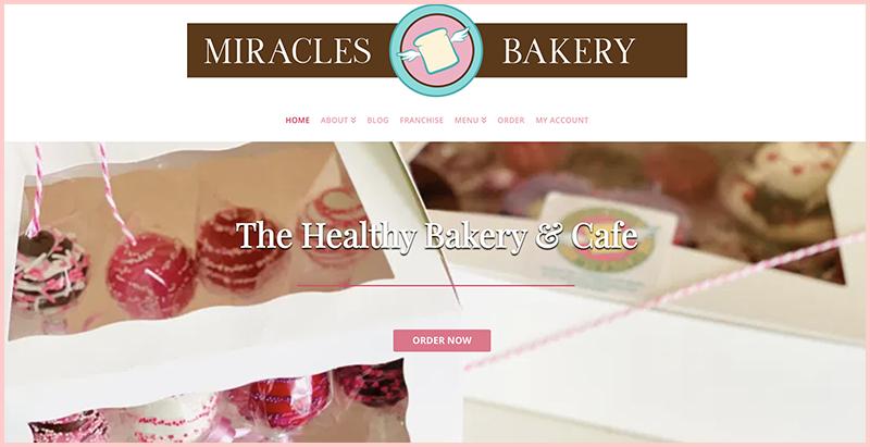 GlutenFree Miracles Bakery