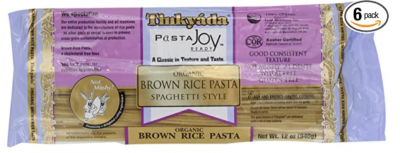 Tinkyada Organic Gluten-Free Brown Rice Pasta